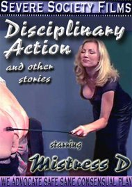 Disciplinary Action And Other Stories image