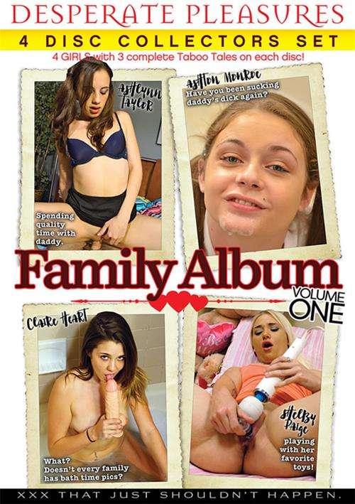 Family Album 4 Disc Set
