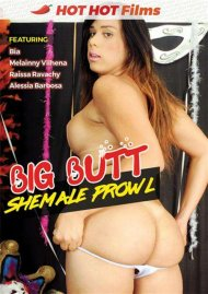 Big Butt Shemale Prowl Porn Video