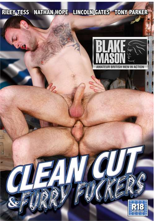 Clean Cut & Furry Fuckers Boxcover