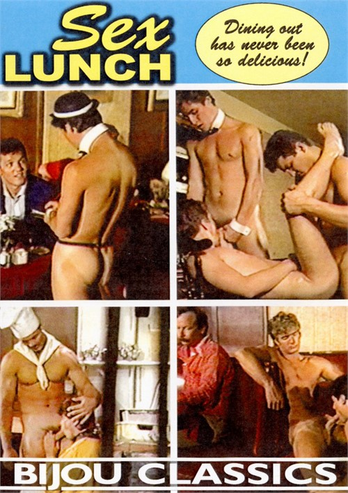 Sex Lunch Boxcover