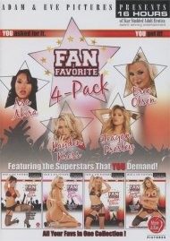 Fan Favorite 4 Pack