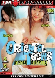 Oriental Teens From Russia #1 Porn Video