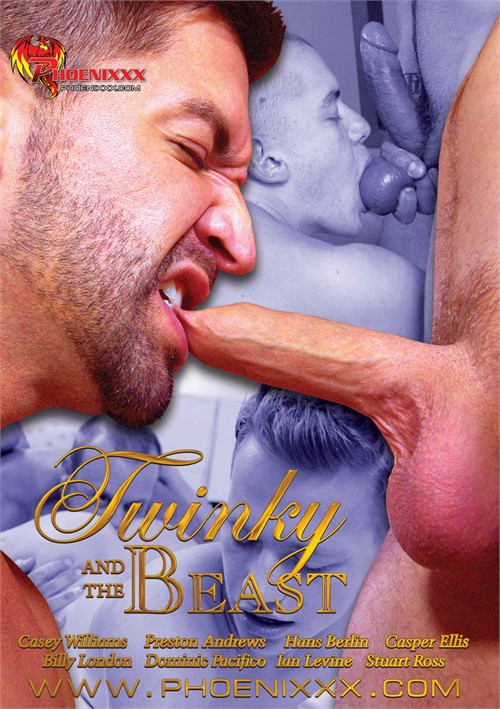 Twinky and the Beast Boxcover