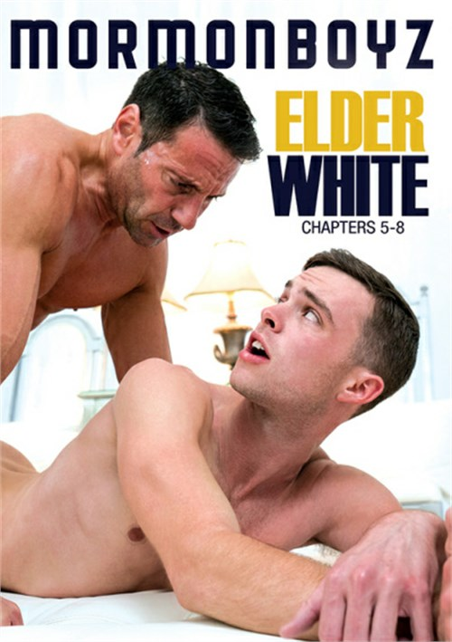 Elder White Chapters 5-8 Boxcover