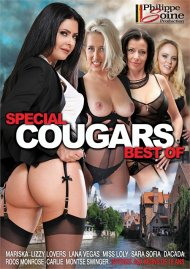 Special Cougars Best Of Porn Video