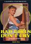 Bad Girls Don't Cry Boxcover