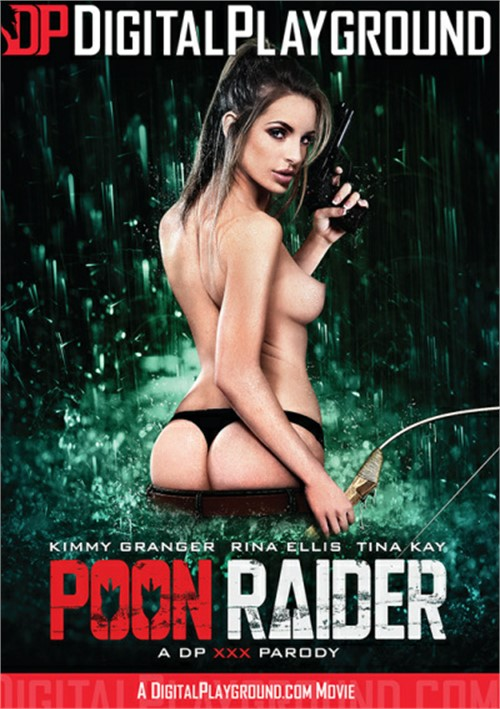 Poon Raider Boxcover
