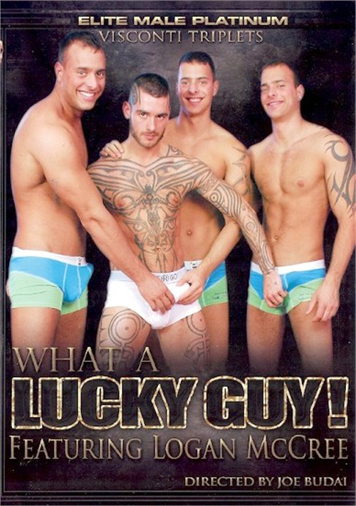 What a Lucky Guy Boxcover