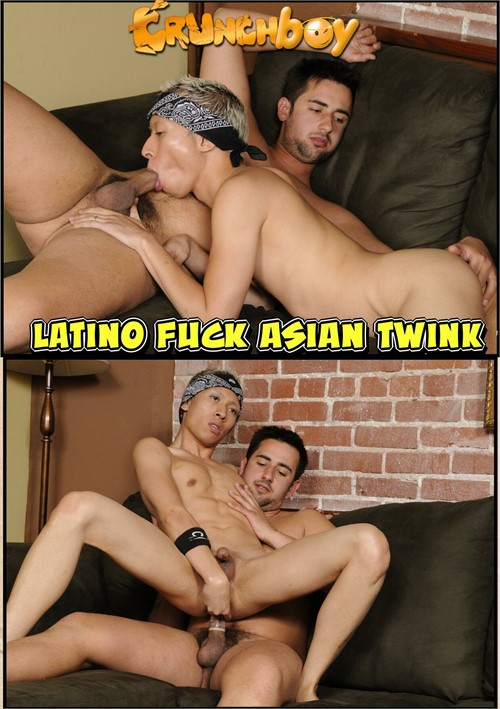 Latino Fuck Asian Twink Boxcover