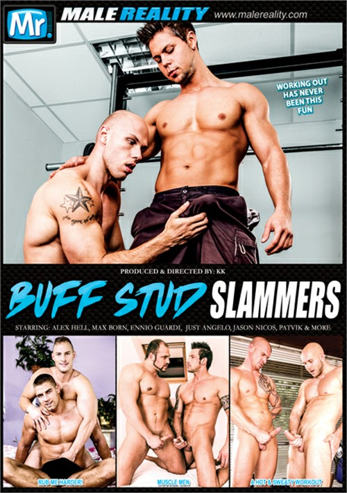 Buff Stud Slammers Cover Front