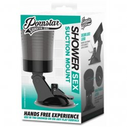 Pornstar Signature Series - Shower Sex Suction Mount