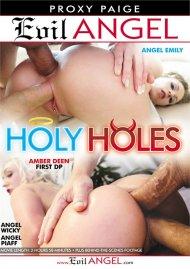 Holy Holes streaming porn video from Evil Angel.