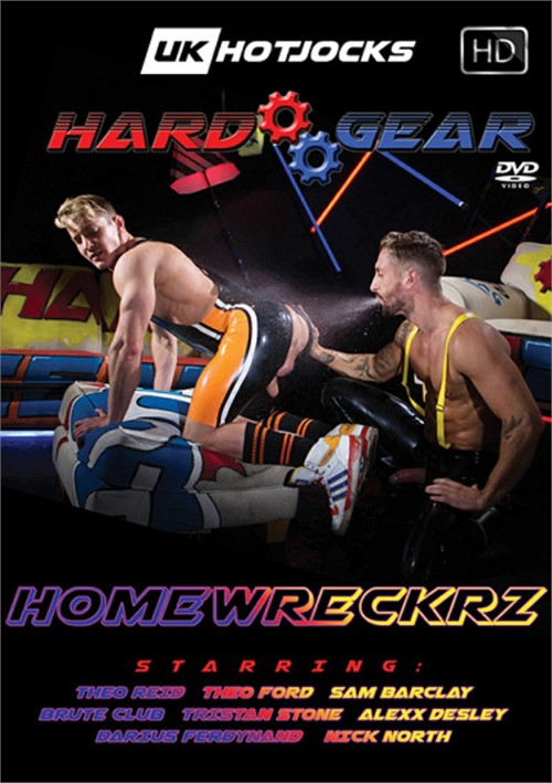 Homewreckrz Cover Front
