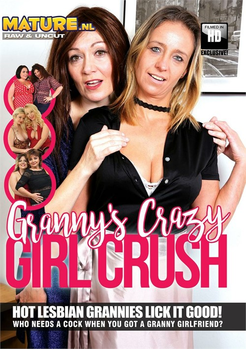 Grannys Crazy Girl Crush