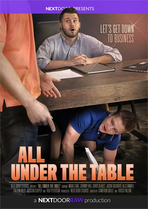 All Under The Table Cover Front