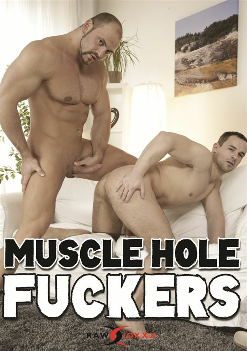 Muscle Hole Fuckers Boxcover