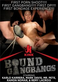 FIRST PORN SHOOT!!!! FIRST GANGBANG!!!!!!  FIRST DP!!!!! FIRST BONDAGE EXPERIENCE!!!! image
