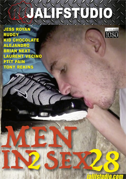 Men In2 Sex 28 Boxcover