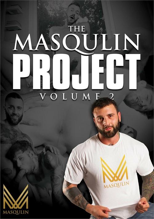 Masqulin Project Vol. 2, The Boxcover