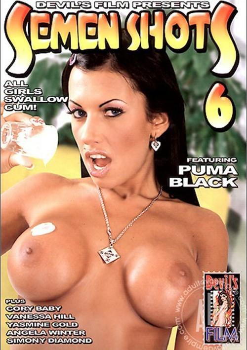 Puma black porn