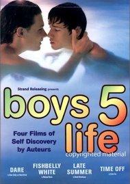 Boys Life 5 Gay Porn Movie