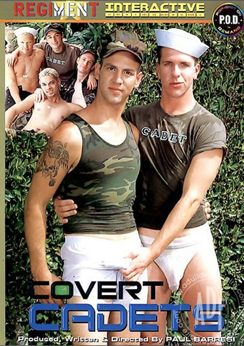 Covert Cadets Boxcover