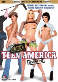 Teen America: Mission #16