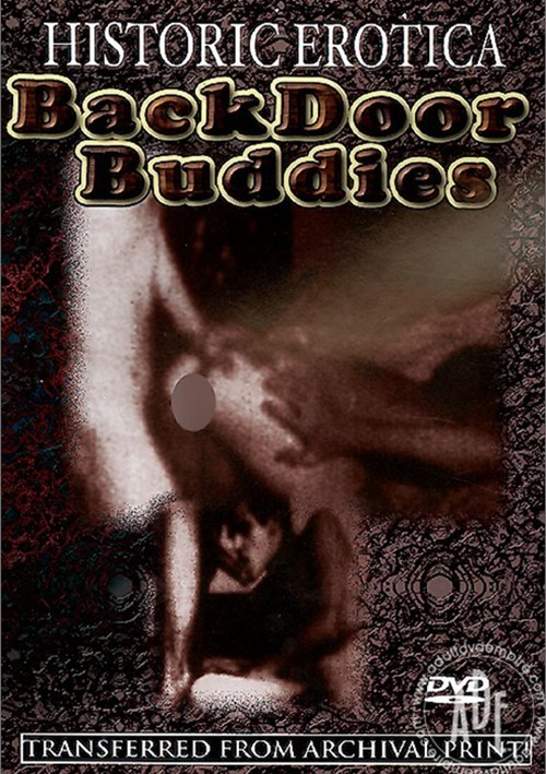 Backdoor Buddies Boxcover
