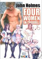 Four Women in Trouble Porn Video