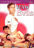 Raw Evils Boxcover