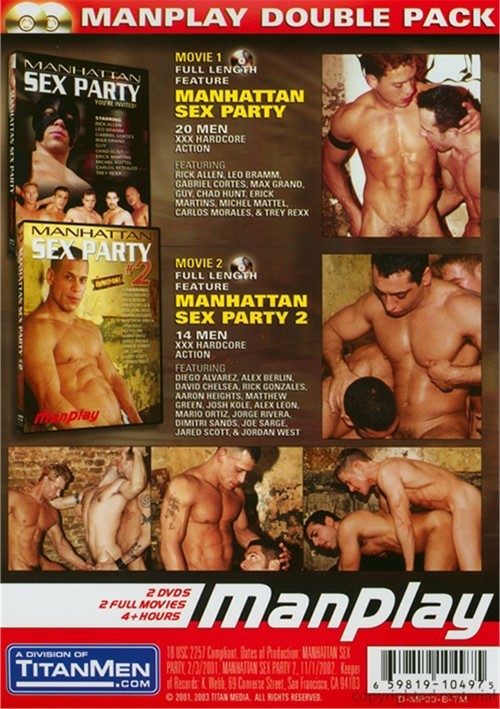 Sex parties in manhattan