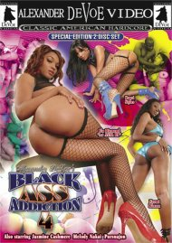 Black Ass Addiction 4 Porn Video