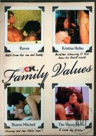 Family Values Porn Movie
