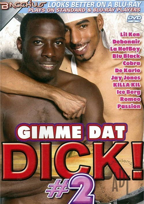 Gimme Dat Dick! #2 Boxcover