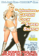 Adventures Of Captain Cock And Super Snatch, The  Porn Video