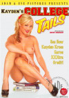 Kayden's College Tails  Boxcover
