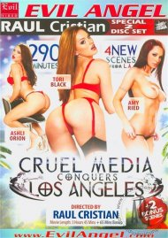 Cruel Media Conquers Los Angeles Porn Video