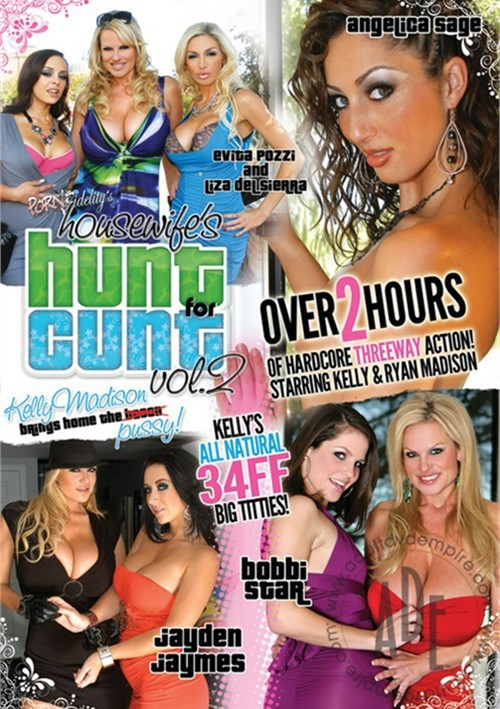 Housewife's Hunt For Cunt Vol. 2