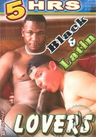 Black & Latin Lovers Porn Video