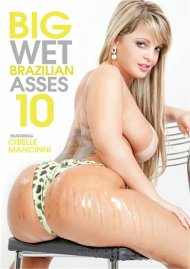 Big Wet Brazilian Asses! 10