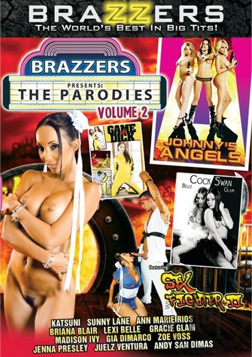 Brazzers Presents: The Parodies 2 (2018) Porn Movie DvDRip Watch Online