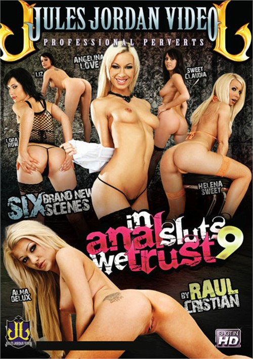 In Anal Sluts We Trust 9