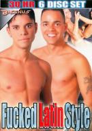 Fucked Latin Style Gay Porn Movie