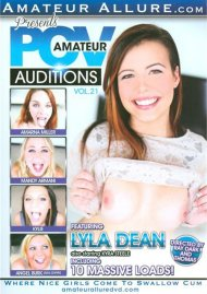 POV Amateur Auditions Vol. 21