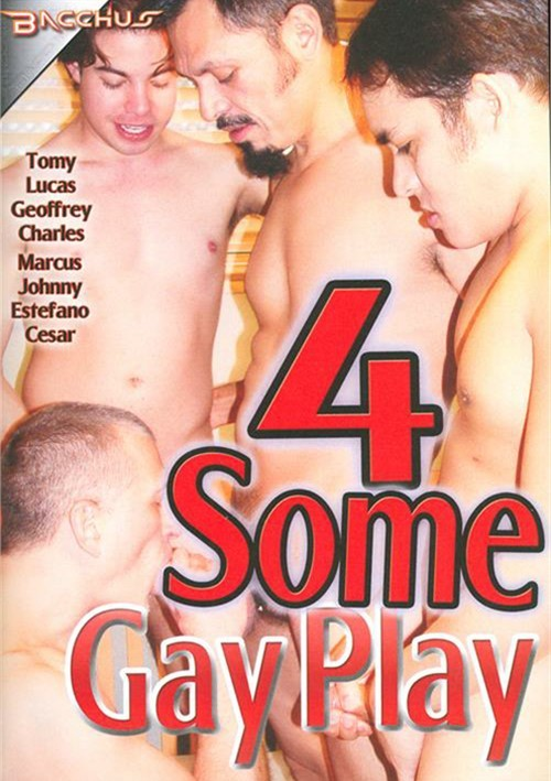 4 Some Gay Play Boxcover