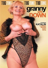 Granny Gets Down Porn Video