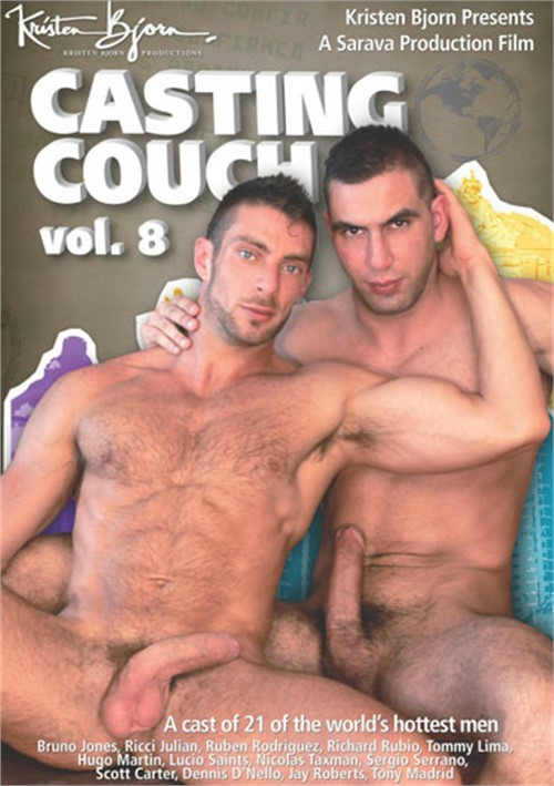 Casting Couch Vol. 8 Boxcover