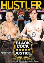 Black Cock Justice Porn Video