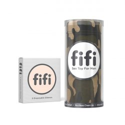 fifi: Commando Camoflague Sex Toy